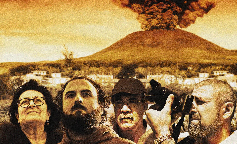 doc.aljazeera.net: تحت رحمة البركان